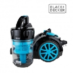 Aspirateur Black & Decker 2000 Watt - Noir et Bleu (VM2080-B5)