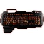 Clavier Gamer Semi-mécanique KONIX K-50 - Noir