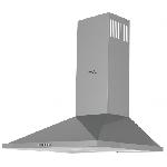 Hotte Cheminée Pyramidale Nardi 60cm (NCA4601X) - Inox