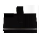 Hotte décorative MONTBLANC 60 cm- Noir (HDP60B)
