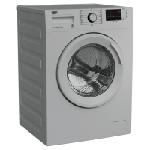 Machine à laver frontale BEKO 7kg (WTE7512BSS) - Silver