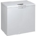 Whirlpool WHE2533 congélateur Autoportante Coffre 25 L Blanc