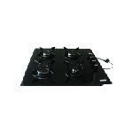 Plaque de cuisson encastrable StarOne / 4 Feux / Verre Noir