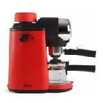 Machine à Café Expresso LIVOO 800W - Rouge