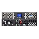 Eaton 9PX3000IRT2U alimentation d'énergie non interruptible Double-conversion (en ligne) 3000 VA 3000 W 10 sortie(s) CA