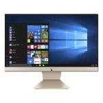 PC de bureau All-in-One Asus Vivo AiO V222GAK / 8 Go / Dual Core / Noir