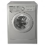 Machine à laver avec afficheur Indesit 7Kg - Silver (EWC71252SFR)