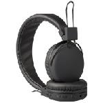 Casque-micro Bluetooth Sweex SWHPBT100B - Noir