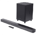 JBL Bar 5.1 Surround Barre de son 5.1 canaux à technologie audio MultiBeam (95750)