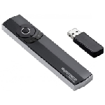 Promate VPOINTER télécommande RF Noir