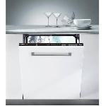 Lave Vaisselle Blanc Encastrable 13 Couverts CDI 1LS38-2 Candy