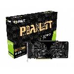 Palit NE6166SS18J9-1160A carte graphique NVIDIA GeForce GTX 1660 SUPER 6 Go GDDR6
