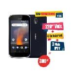 Smartphone NOKIA1 4G - Bleu BU-NOKIA1-BLUE
