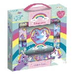 Totum Unicorn Sticker Box 12R+2S+BKL