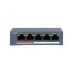 Hikvision Digital Technology DS-3E0105P-E/M(B) commutateur vidéo