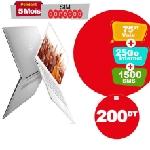 Pc Portable DELL XPS 7390 i7 10è Gén 16Go 1To SSD Silver (XPS7390-I7)