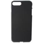 Etui TPU Ultrathin Ksix Flex Pour iPhone 7 Plus / 8 Plus - Noir