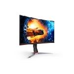 "Ecran AOC Gaming C24G2 24"" FullHD 165Hz LED 1 ms"