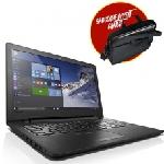 Pc Portable LENOVO IdeaPad 110-15IBR Quad Core 4Go 500Go