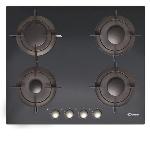 Plaque de cuisson CANDY 4 Feux 60 cm - Noir  (CVG64SPNX)