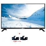 """Téléviseur VEGA 40"""" LED HD - Noir"""