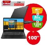 PC Portable LENOVO IdeaPad S145 Dual-Core 4Go 512Go SSD Noir (81N300K2FG)