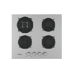 Plaque de cuisson Gaz encastrable Nardi - 4 Feux (flg643avx)