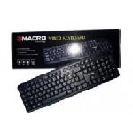 Clavier Standard USB Macro K747474 Français / Arabe