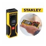 Stanley TLM50 Mètre laser portable Noir, Rouge, Jaune 15 m