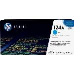 HP 124A Cartouche de toner 1 pièce(s) Original Cyan