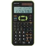 Sharp EL506XGR - VERDE calculatrice Poche Calculatrice scientifique Noir, Vert