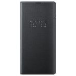 Flip Cover LED pour Samsung Galaxy S10 - Noir