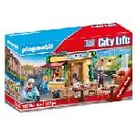Playmobil Pizzeria avec terrasse