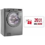 Machine à laver automatique Hoover 9Kg (DHL1492DR3) - Silver