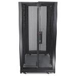 APC NetShelter SX 24U 600mm x 1070mm Deep Enclosure Rack autonome Noir