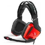Casque Micro Gaming Spirit of Gamer Xpert-H100 RED EDITION