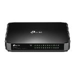 TP-LINK TL-SF1024M commutateur réseau Non-géré Fast Ethernet (10/100) Noir