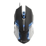 NGS GMX-100 souris Ambidextre USB Type-A Optique 2400 DPI