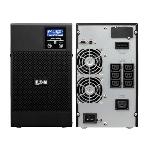 Eaton 9E3000I alimentation d'énergie non interruptible Double-conversion (en ligne) 3000 VA 2400 W 7 sortie(s) CA
