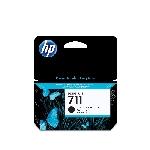 HP 711 cartouche d'encre 1 pièce(s) Original Noir