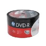 HP DM00070B DVD vierge 4,7 Go DVD-R 50 pièce(s)