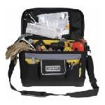 Stanley 1-96-193 boite à outils Plastique Noir, Jaune