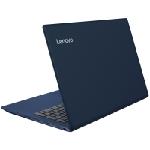 Pc Portable LENOVO IP330 Dual Core 4Go 500Go Bleu (81DE02T7FG)