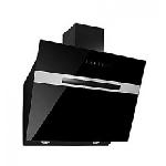 Hotte Decor +RC MONTBLANC 60 cm - Noir(HDR60B)