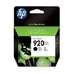 HP 920XL cartouche d'encre 1 pièce(s) Original Rendement élevé (XL) Noir