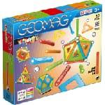 Geomag Confetti 50 pcs jeu à aimant néodyme 50 pièce(s) Multicolore