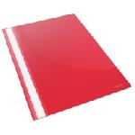 Esselte Report File Red protège documents Polypropylène (PP) Rouge