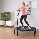 HAMMER 66426 trampoline d'exercice Rond