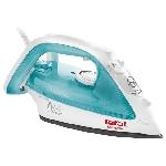 Tefal EasyGliss FV3910 fer à repasser Fer à repasser à sec ou à vapeur Semelle Durilium 2200 W Bleu, Blanc