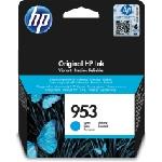 HP 953 cartouche d'encre Original Rendement standard Cyan